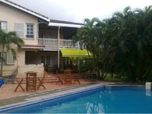 Le Restaurant Entre Nous en Martinique