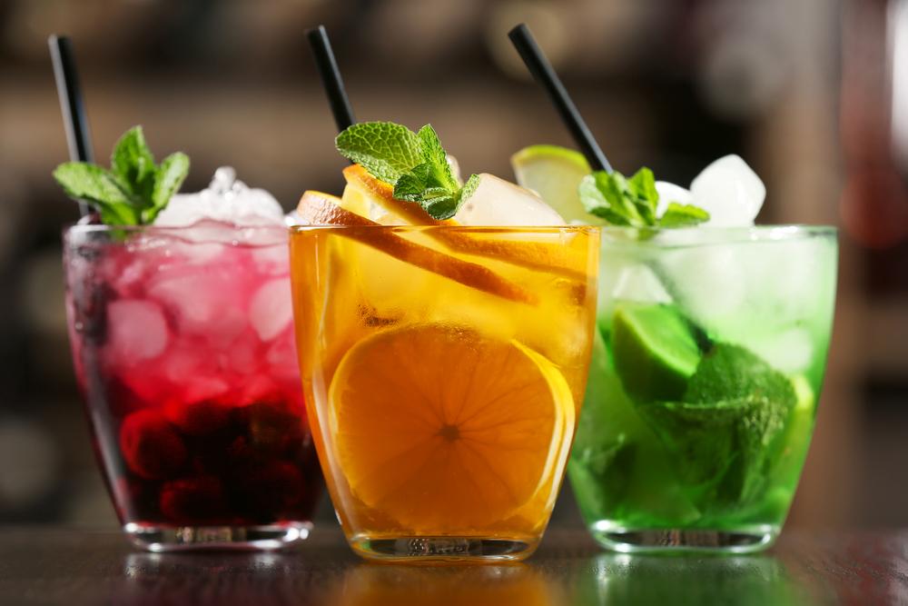 Des cocktails pour le repas de fête