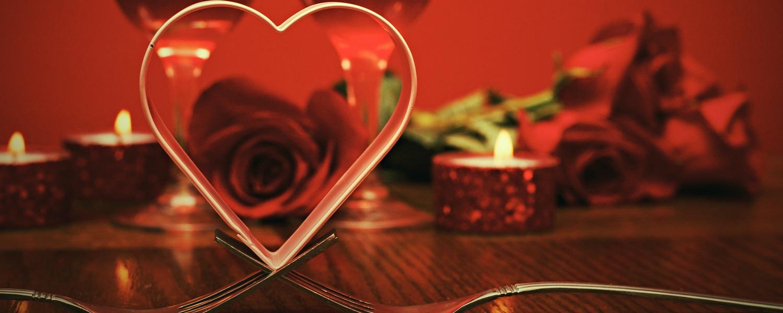 Saint Valentin : La recette d'un dîner en amoureux