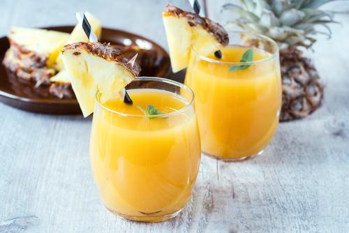 le jus d'ananas, ses vertus sont légion