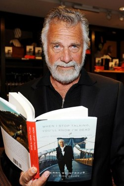 most interesting man in