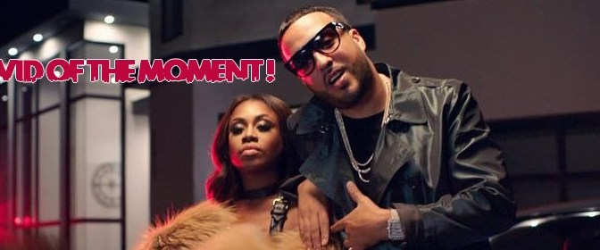 Video Premiere: Candice Boyd – Damn Good Time (Feat. French Montana)
