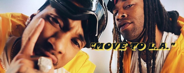 Video Premiere: Tyga - Move To L.A. (Feat. Ty Dolla $ign)
