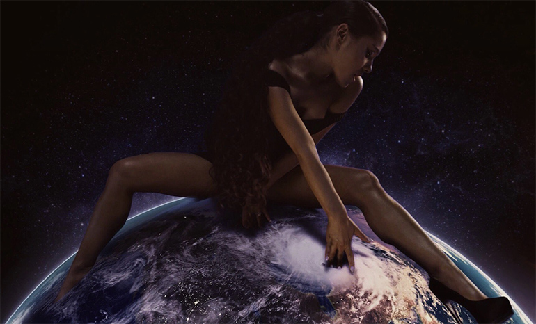 Video Premiere: Ariana Grande - God Is A Woman