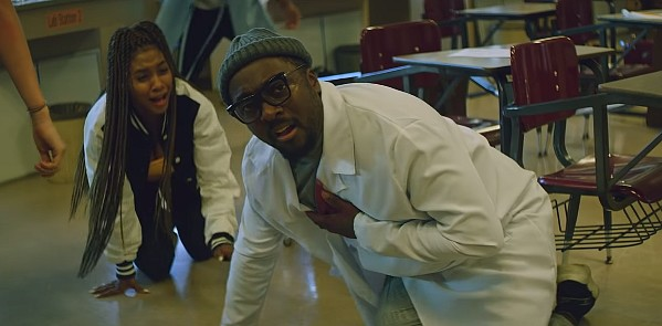 Video Premiere: Black Eyed Peas - Big Love