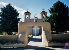 San Francisco de Asis Church 1994