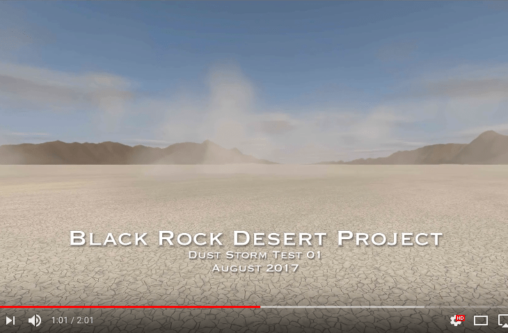 Black Rock Desert Project