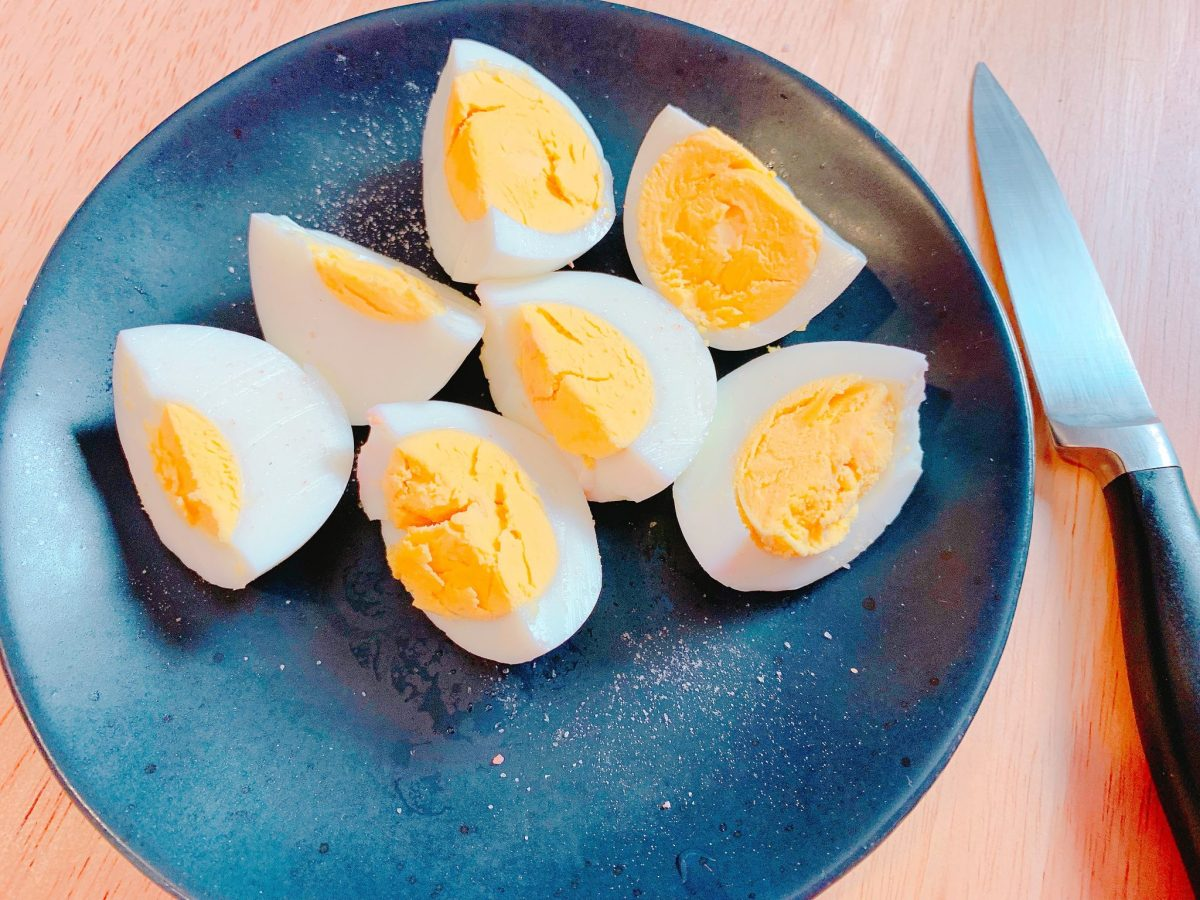 "Perfect, Easy To Peel, Hard-boiled ""5-5-5"" Eggs (Instant Pot)"