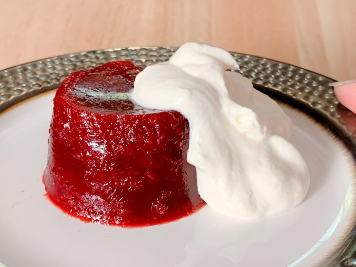 Blood Orange Jell