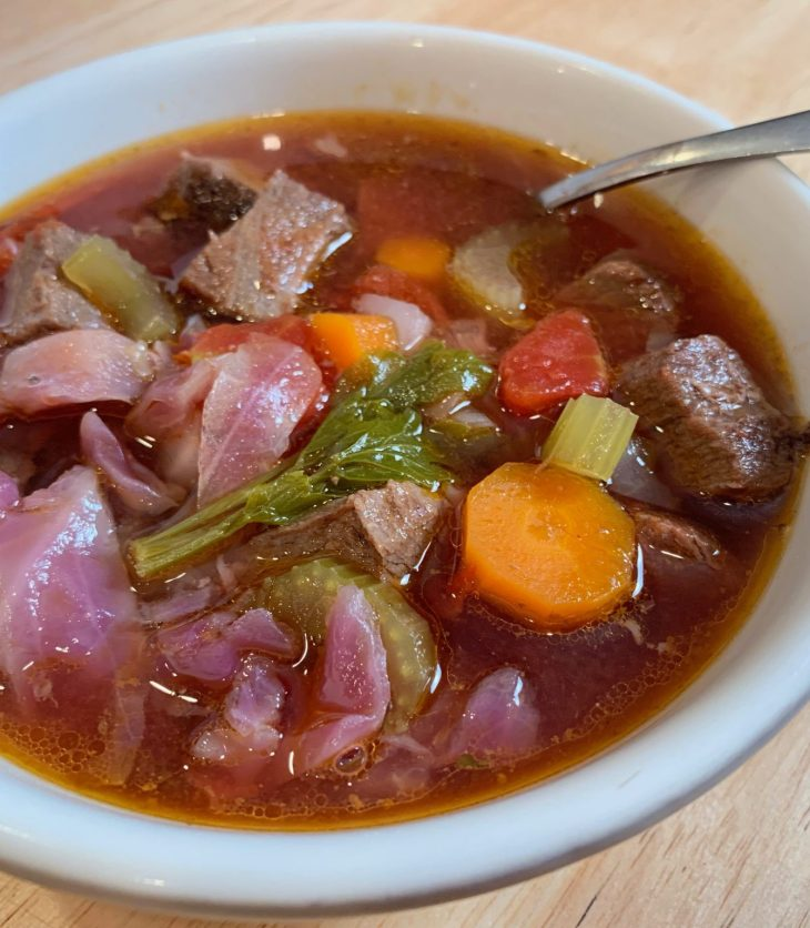 Sirloin Soup