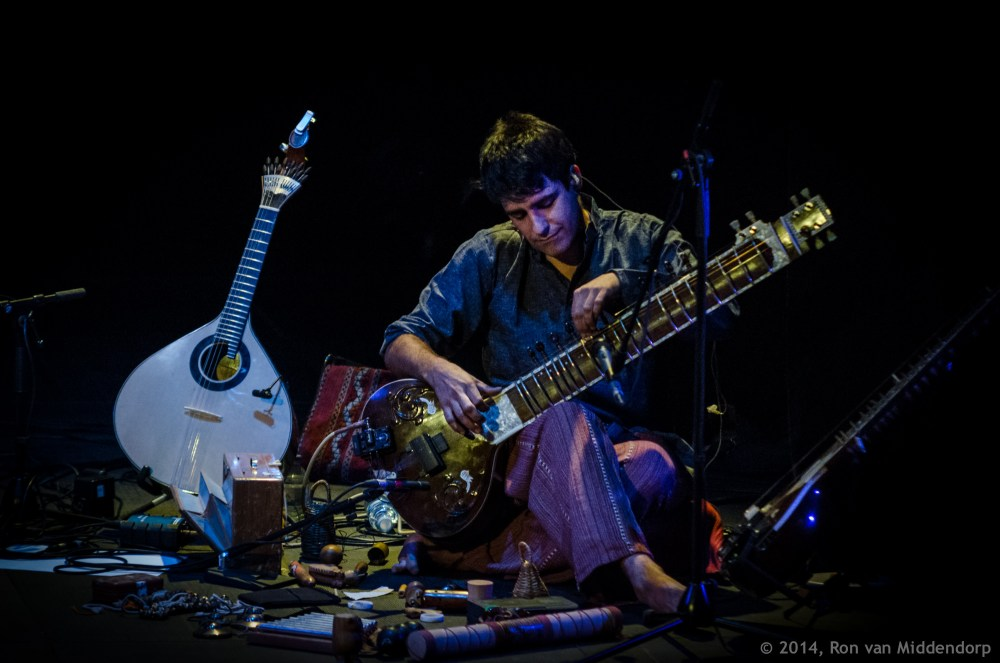 photo: OCO live @ Museu do Oriente