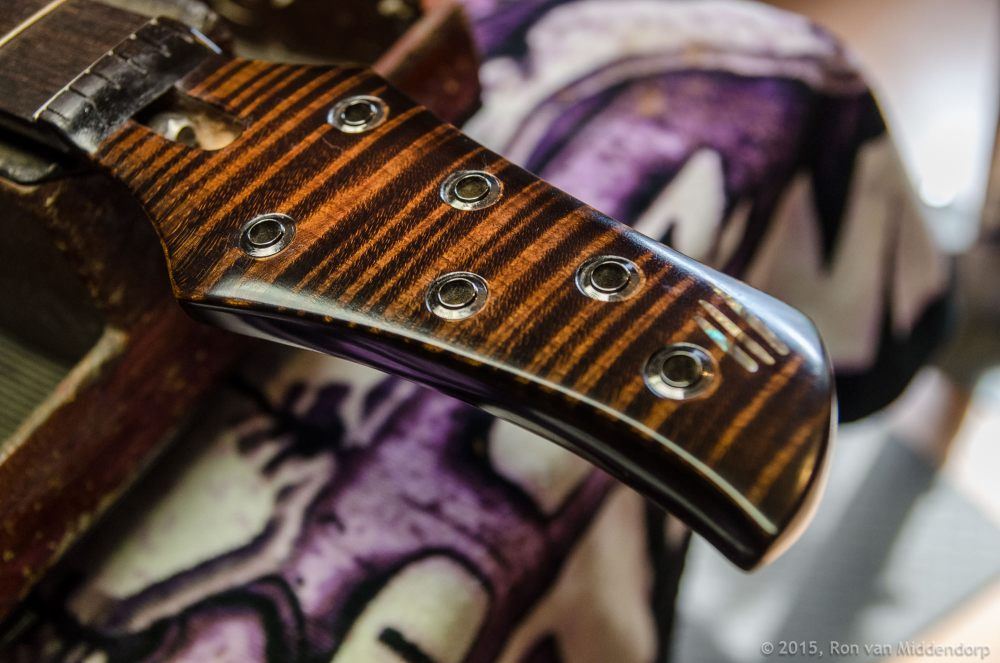 photo: Ergon Guitars, creation without compromise