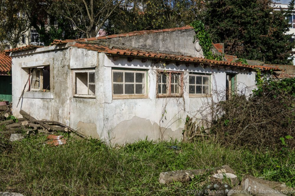 photo: Casal das Areias, abandoned quinta