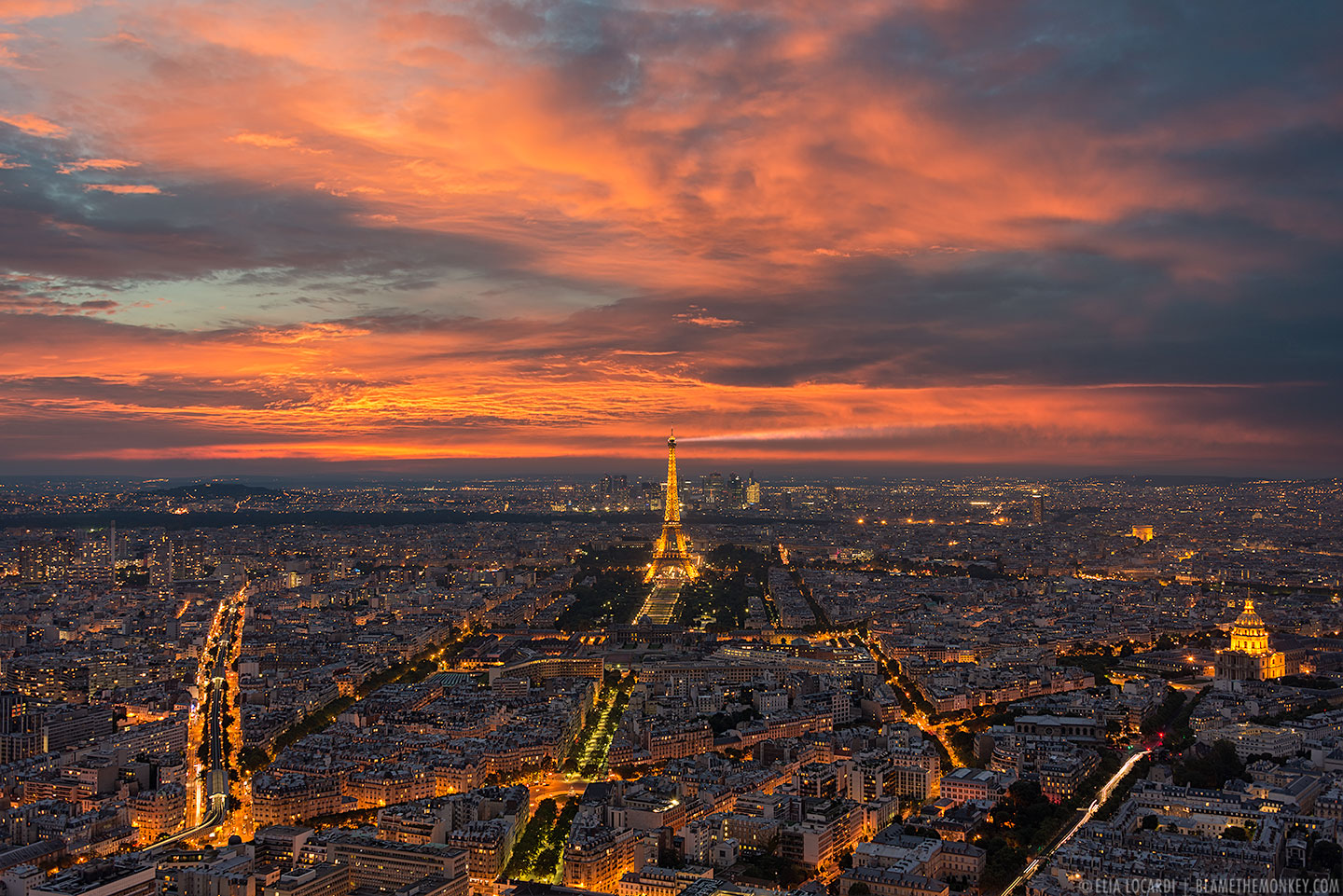 The City of Lights  Paris  Travel Photography Blog of