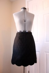 black_jacquard_meringue_skirt
