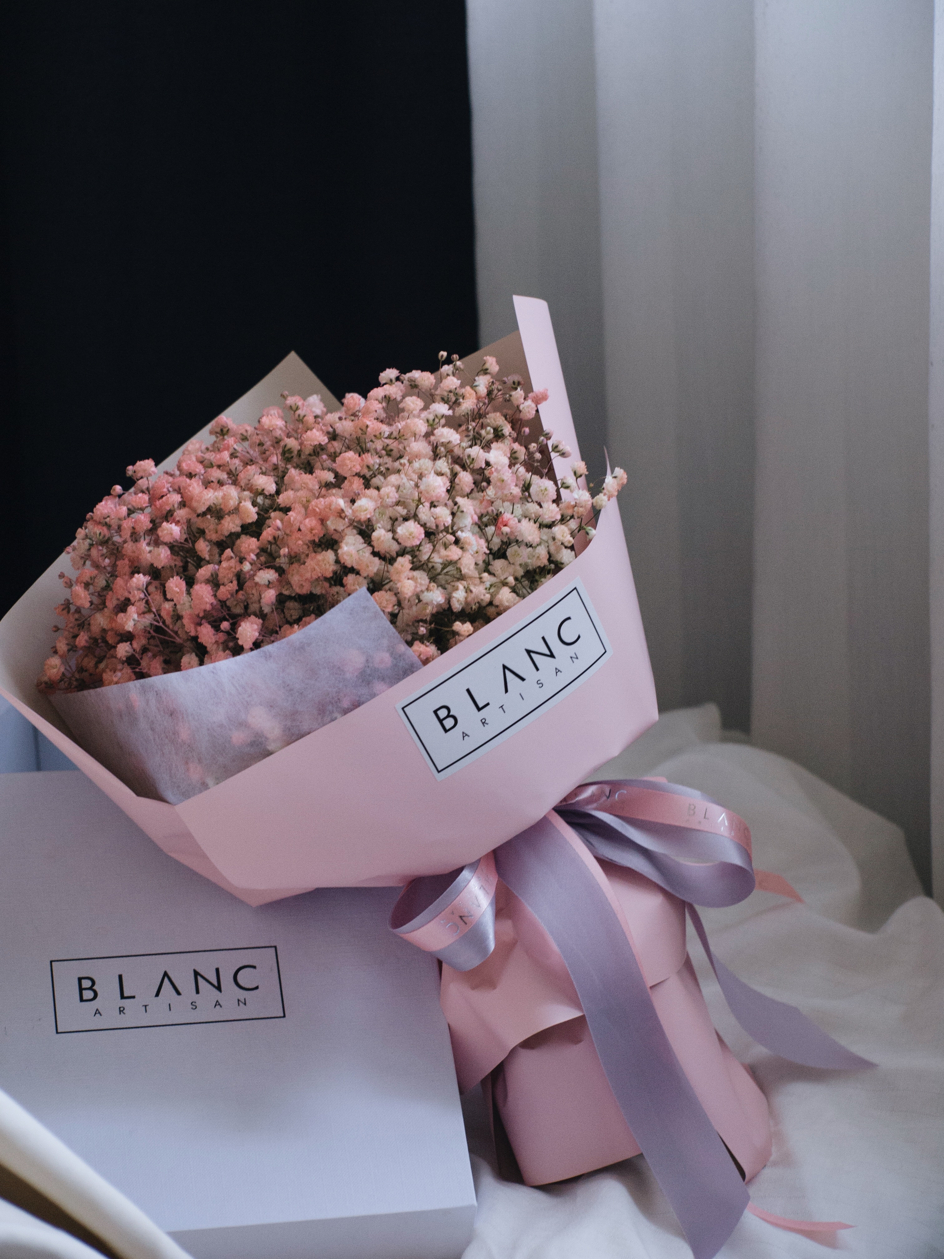 MILAN - PINK BABY BREATH | GELATO | AUTUMN/WINTER 2019