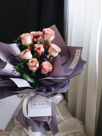 CAPPUCCINO - CAPPUCCINO ROSES | ROSE DYNASTY | BLANC SIGNATURE