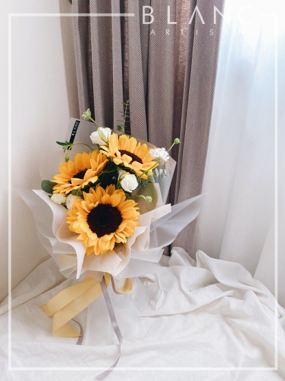 🌻  KHAO YAI  – SUNFLOWER BOUQUET