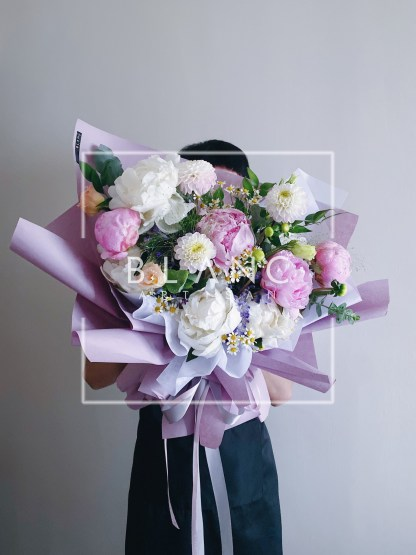 LARGE - CUSTOMISED BOUQUET