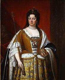 Reina Anne de Gran Bretaña