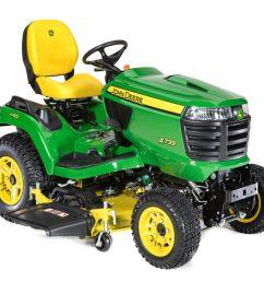 x739 signature series lawn tractor on john deere 325 wiring diagram john deere lawn  [ 1365 x 768 Pixel ]