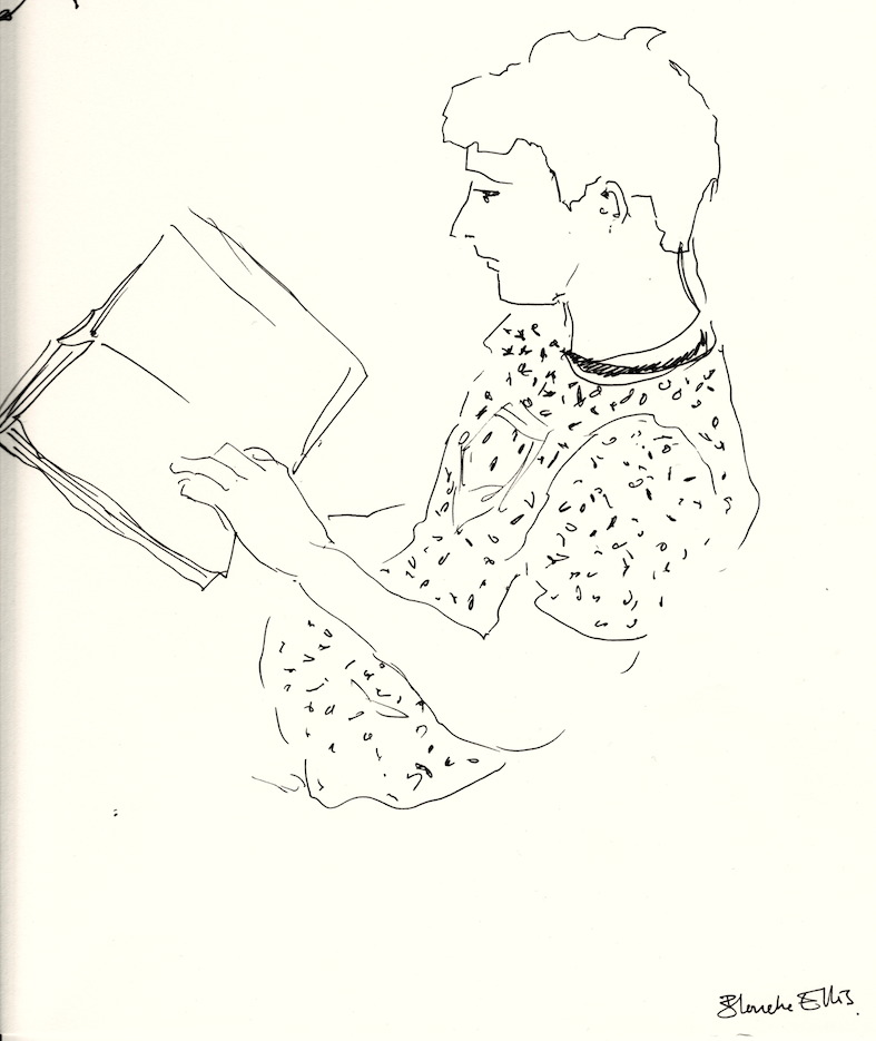 Published! Drawings from Van Harskamp exhibition at