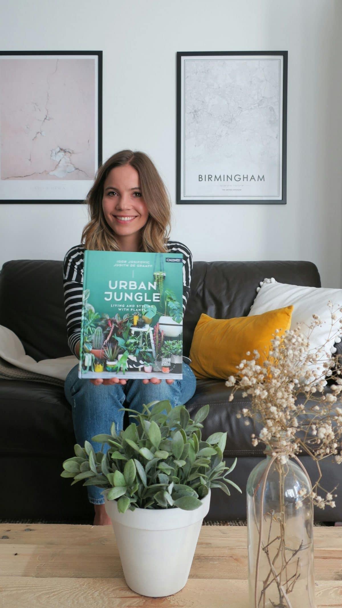 Urban Jungle Bloggers Book