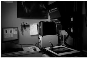 Where digital meets the darkroom