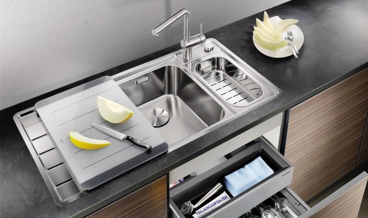 blanco sink accessories