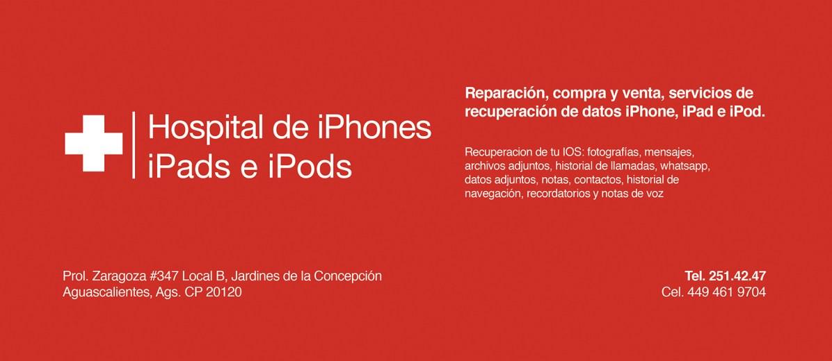 04 HOSPITAL DE IPODS