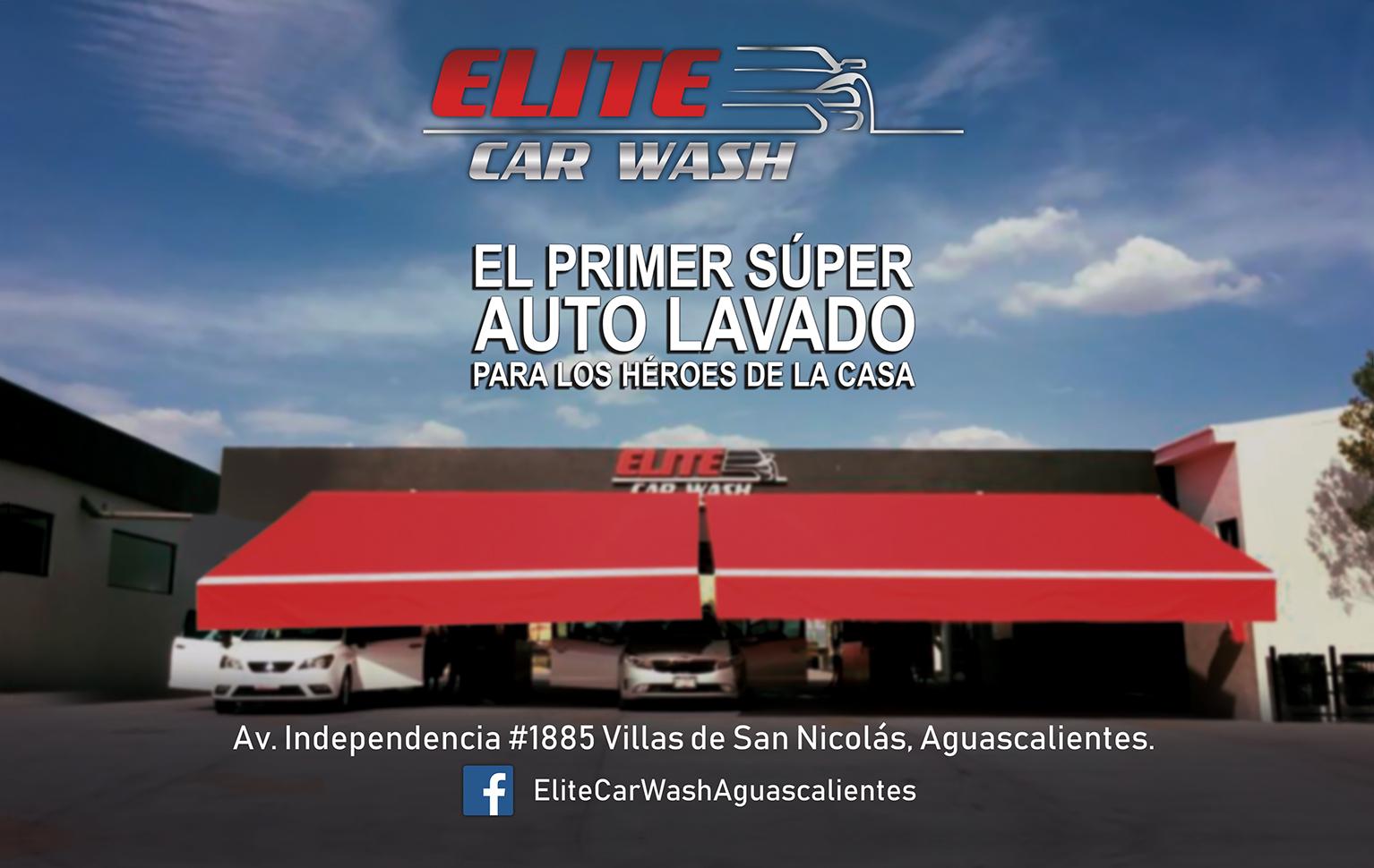 ELITE CAR WASH