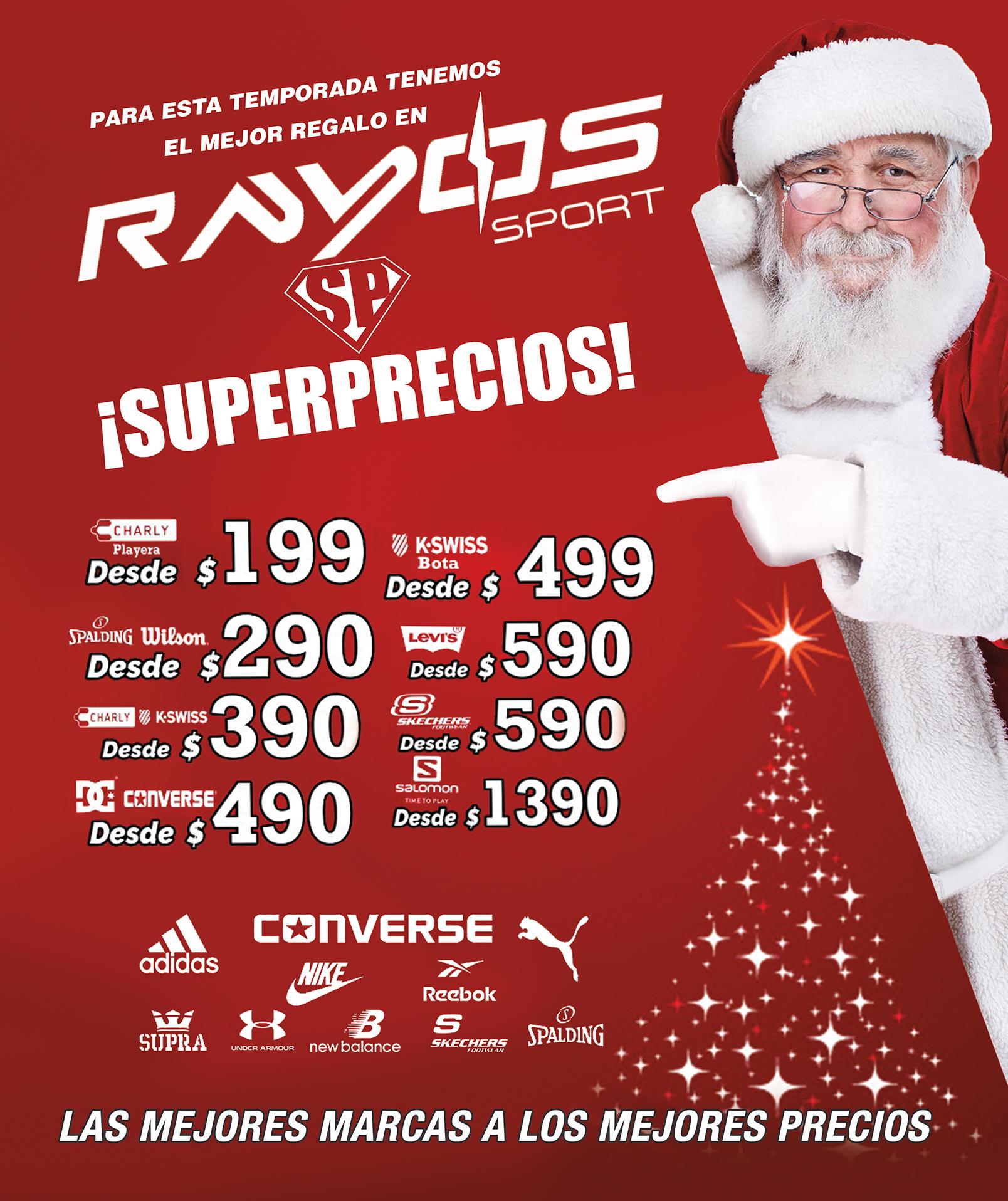 RAYOS SPORT
