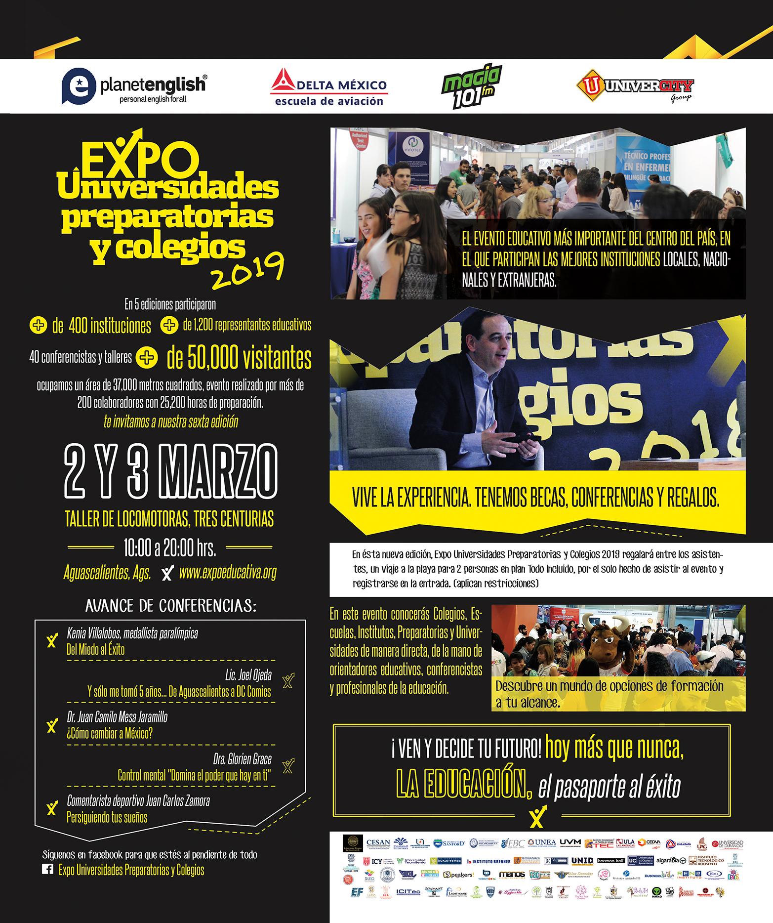 EXPO UNIVERSIDADES