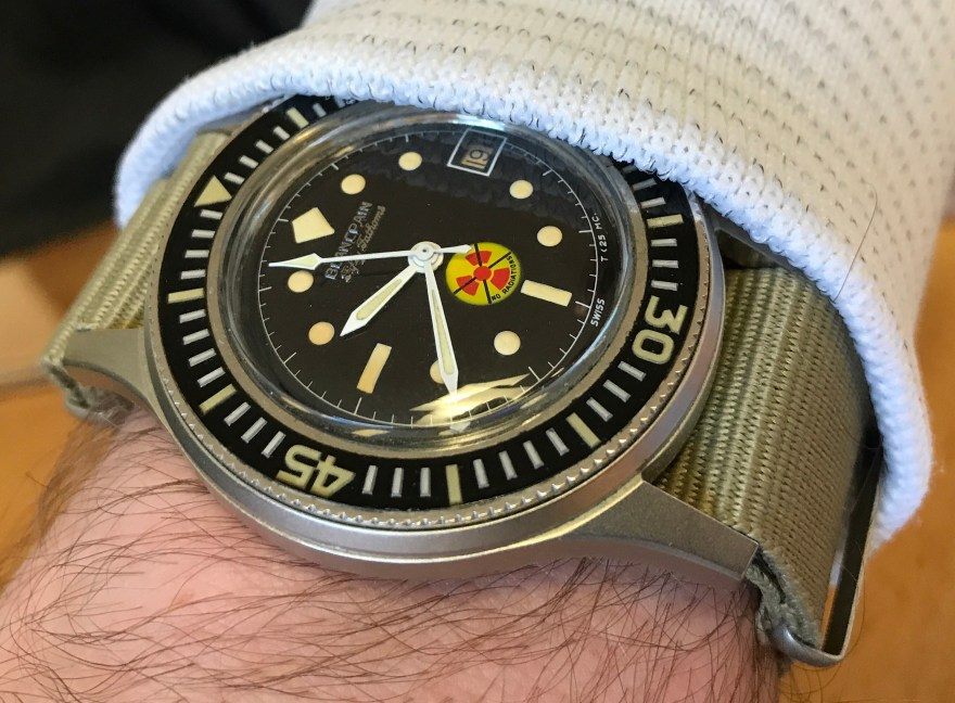 a visit to the Blancpain Vintage Atelier