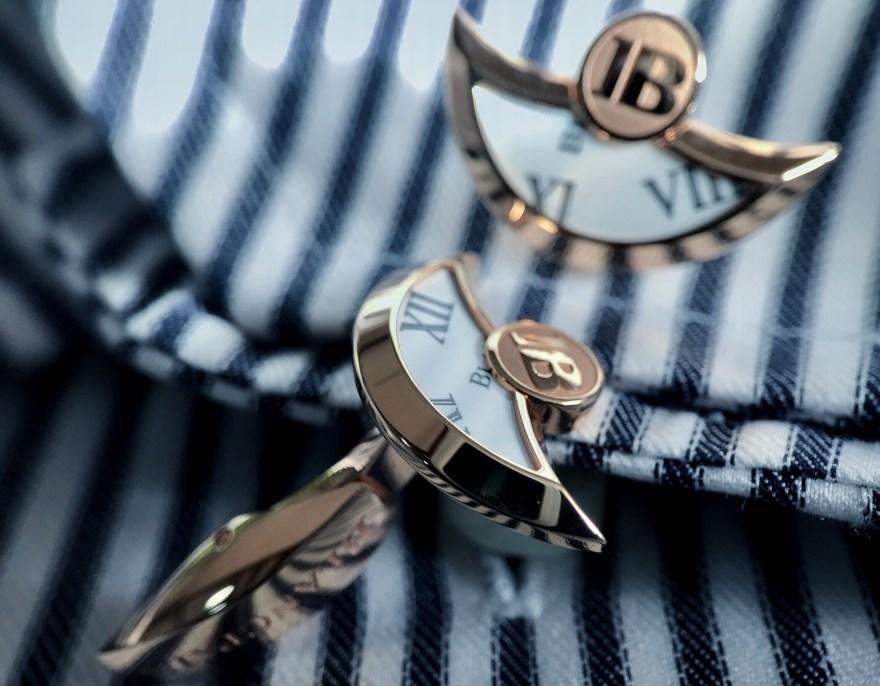 Blancpain cufflinks