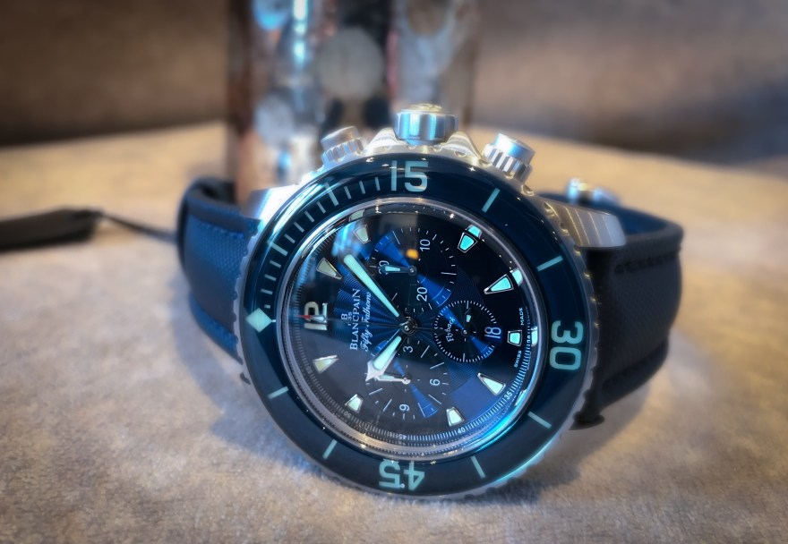 Fifty Fathoms Chronographe