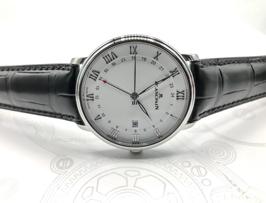 Villeret GMT Date