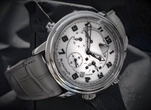 Leman GMT Reveil