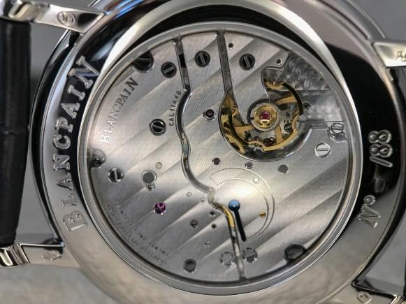 Villeret Ultraplate Platinum