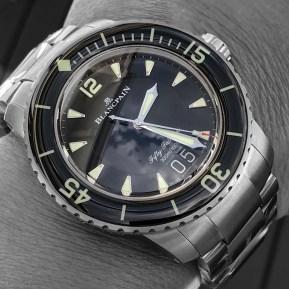 FFGD titanium bracelet