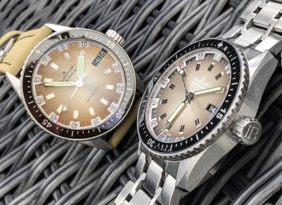 Bathyscaphe Jour Date both versions