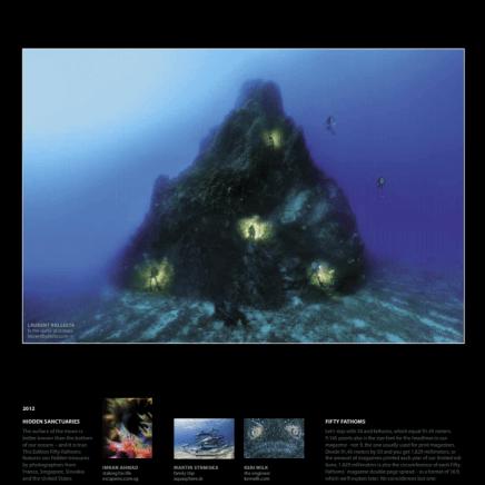 2012 Hidden Sanctuaries