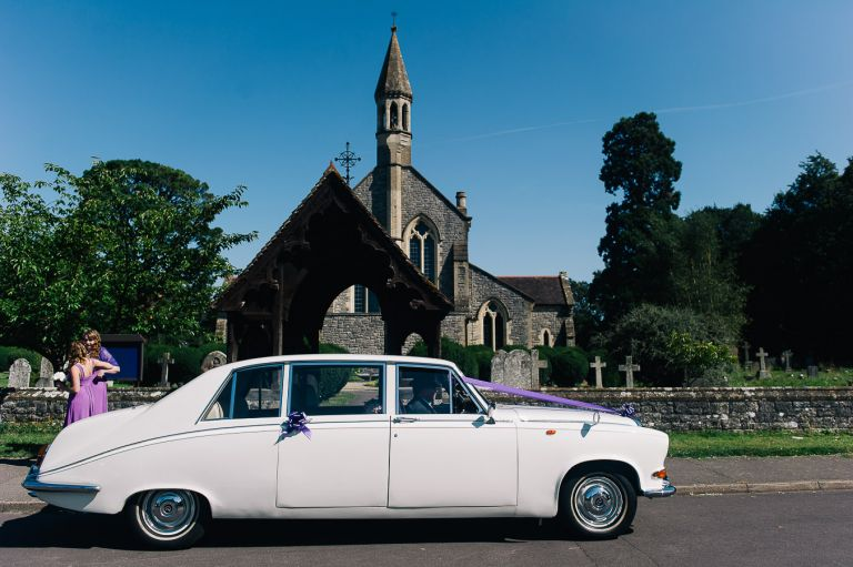 St Marys Church Warsash Wedding Photographer 4