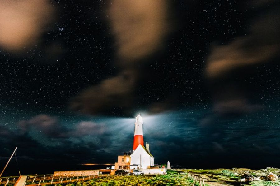 Portland Bill Lighthouse Dorset Landscape Photographer 1