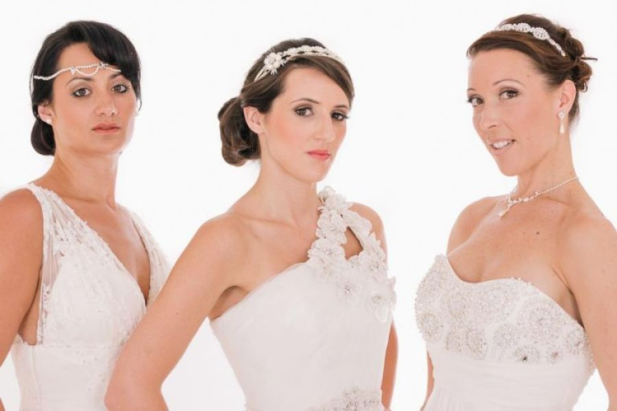 dorset bridal fashion photographer girls of elegance commercial photoshoot