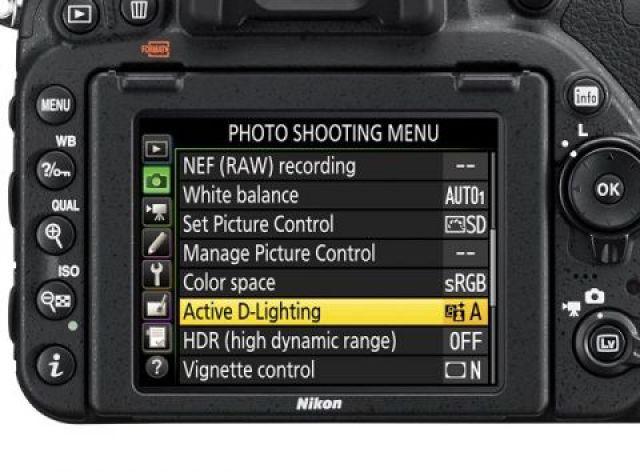 nikon d750 photo menu review