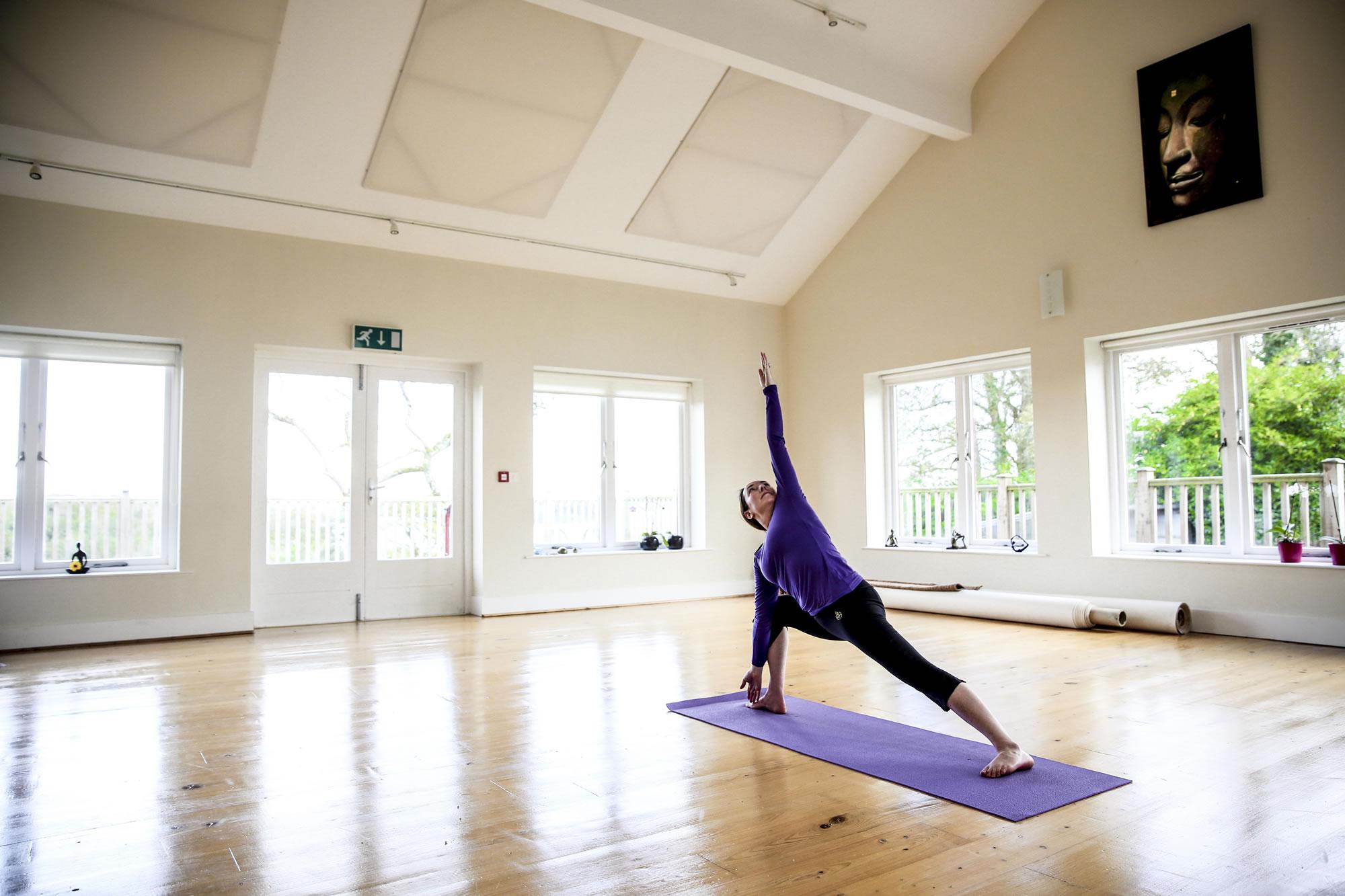 Yoga Studio  Blaney Spa  Yoga Centre