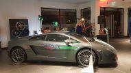 Lamborghini Christmas Party