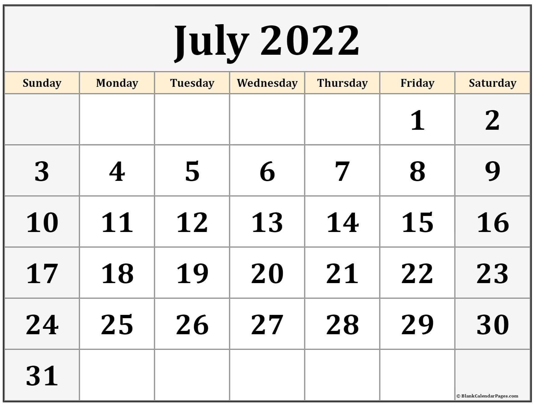 July 2022 calendar | free printable monthly calendars