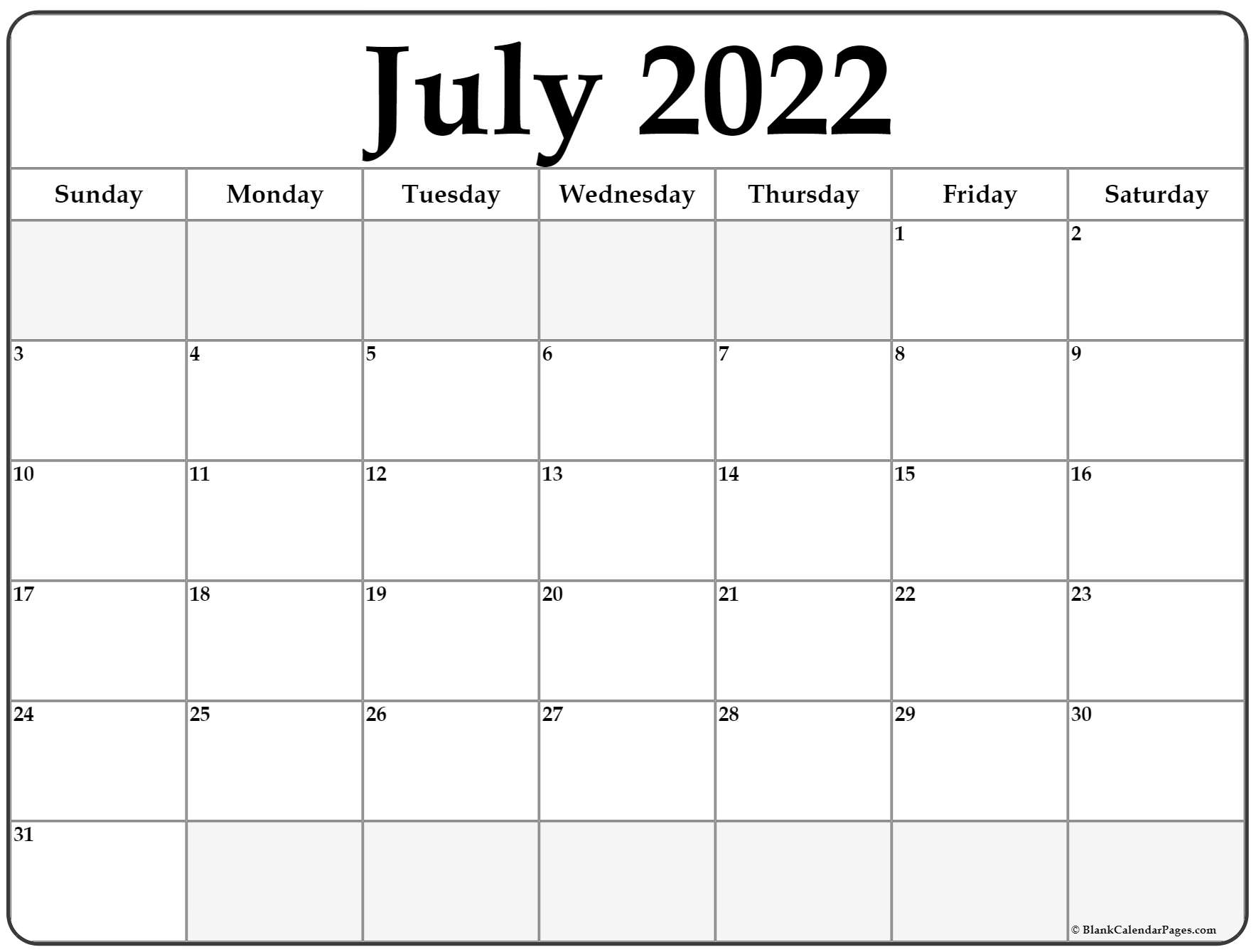 July 2022 calendar | free printable monthly calendars
